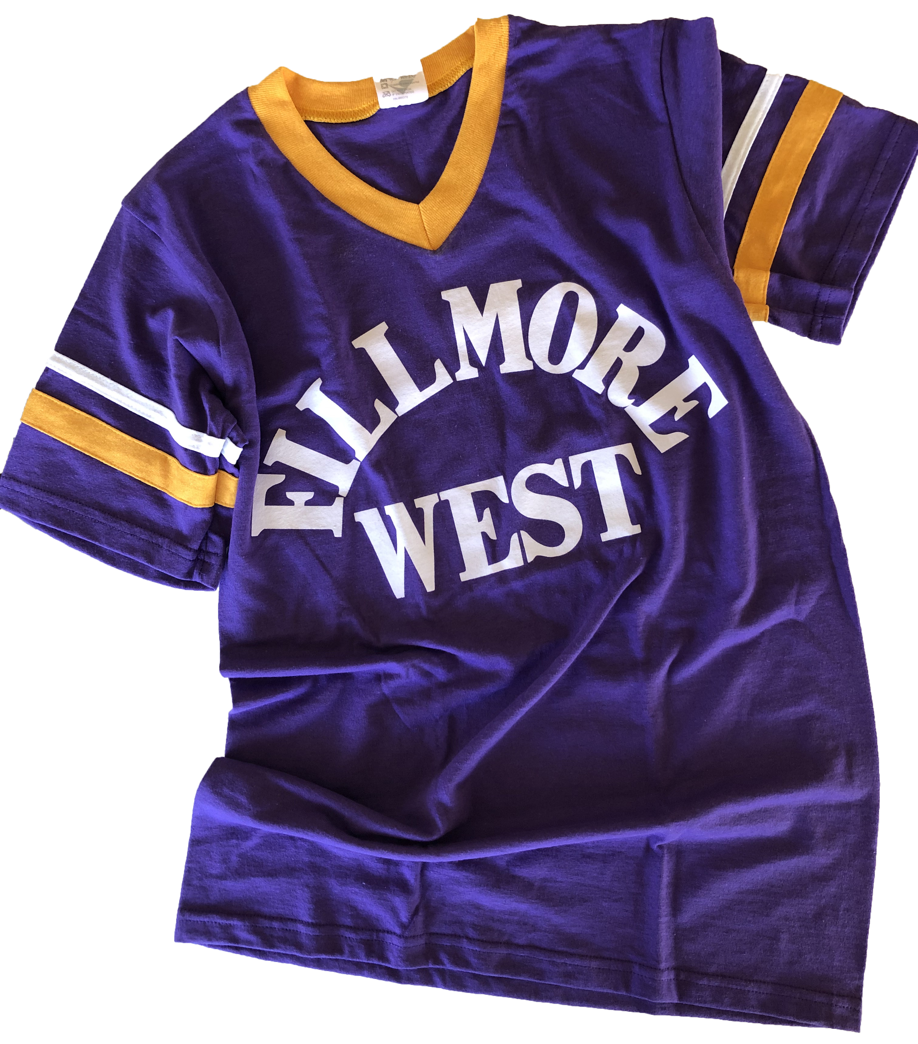 Fillmore West Jersey Men's Retro T-Shirt