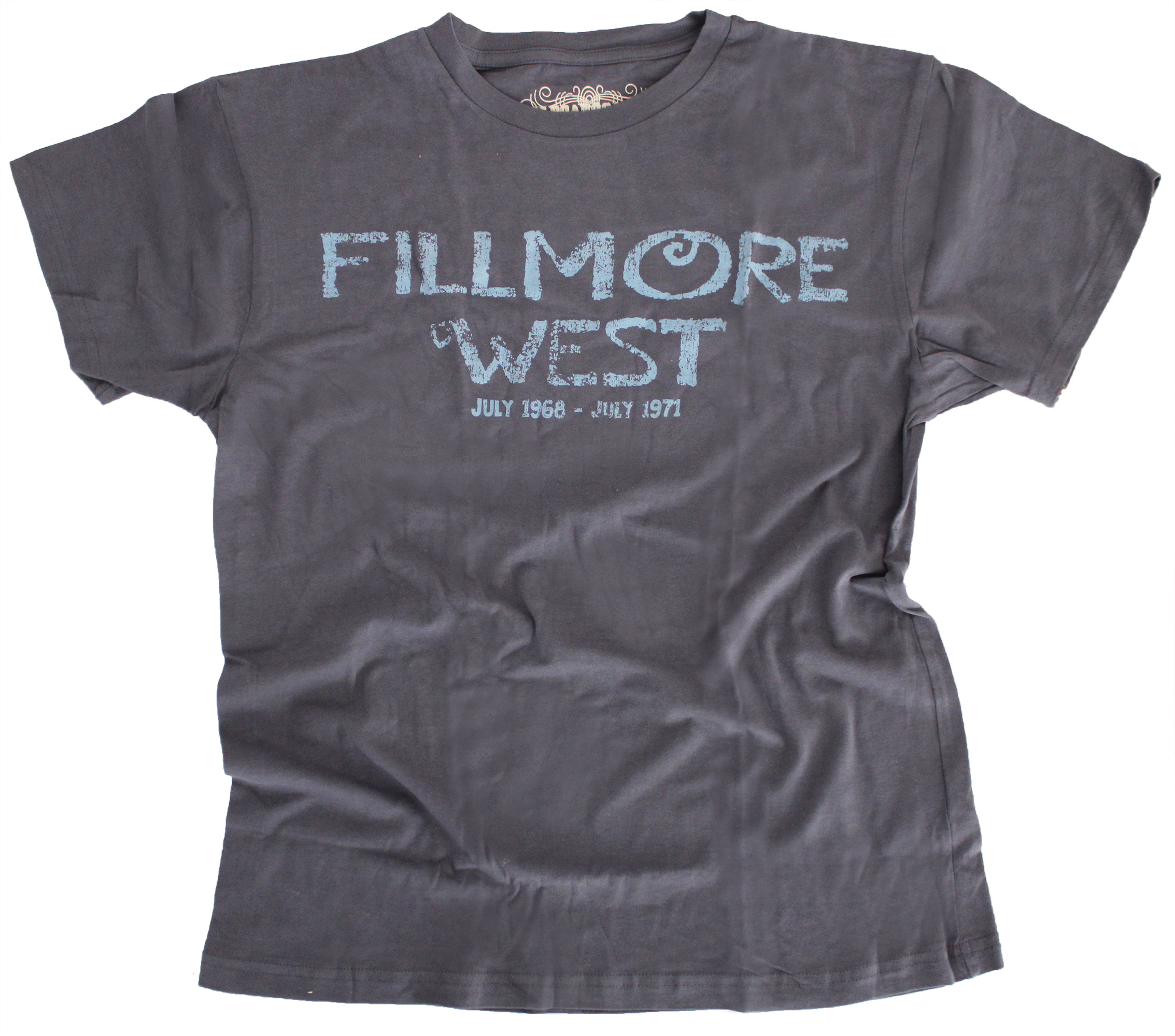 Fillmore WestMen's Retro T-Shirt