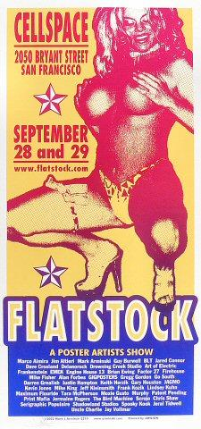 Flatstock Poster