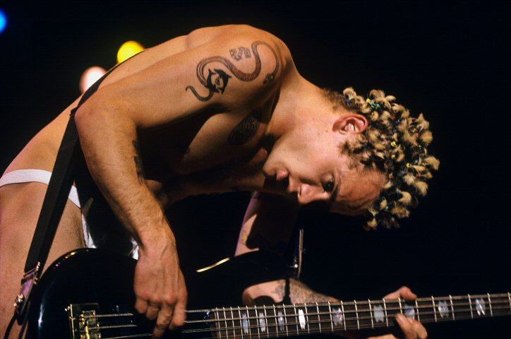 Flea BG Archives Print