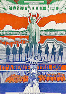 Fleetwood Mac Handbill