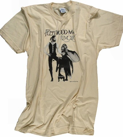 Fleetwood MacMen's Retro T-Shirt
