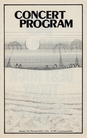Fleetwood Mac Program