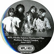 Fleetwood Mac Vintage Pin