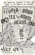 Flipper Bomb Tex Poster