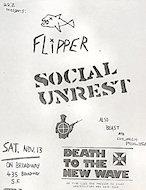 Flipper Handbill