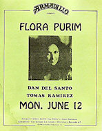 Flora Purim Handbill