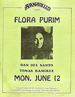 Flora Purim Handbill