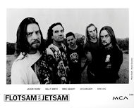 Flotsam and Jetsam Promo Print