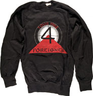 Foreigner Men's Vintage Sweatshirts