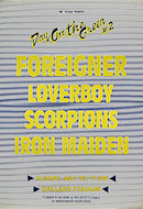 Foreigner Poster
