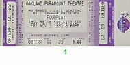 Fourplay 1990s Ticket