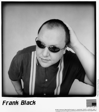 Frank Black Promo Print