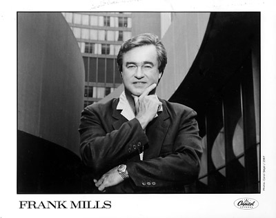Frank MillsPromo Print