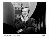 Frank Mills Promo Print