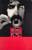 Frank Zappa and the Mothers Poster