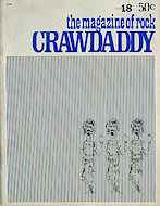 Country Joe & the Fish Crawdaddy Magazine