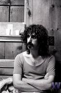 Frank Zappa Fine Art Print