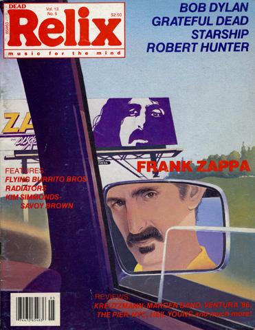 Frank ZappaMagazine