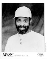 Frankie Beverly Promo Print