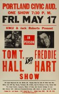 Freddie Hart Poster