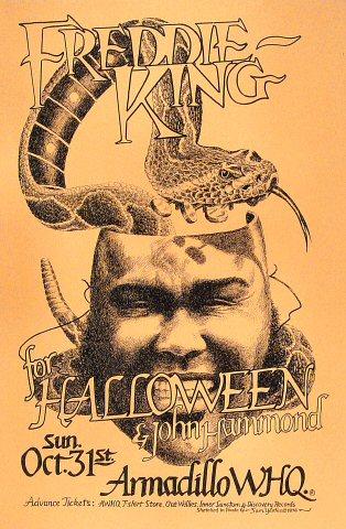Freddie KingPoster