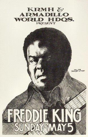 Freddie King Poster