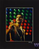 Freddie Mercury Vintage Print