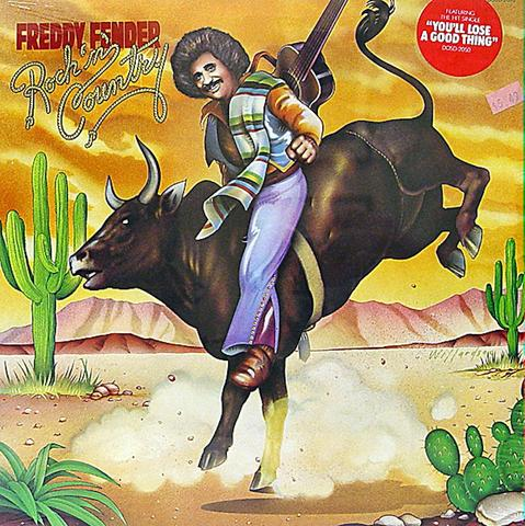Freddy Fender Vinyl (New)