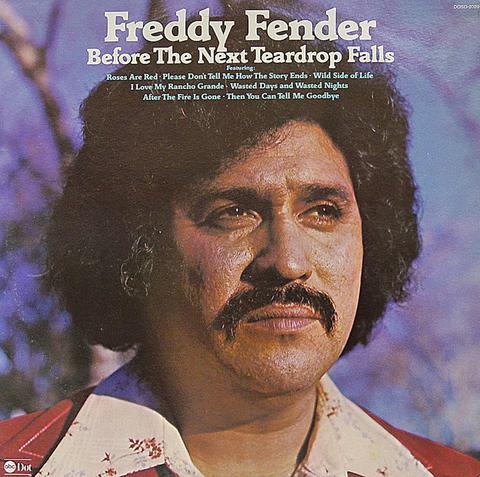 Freddy Fender Vinyl (Used)
