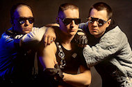 Front 242 BG Archives Print