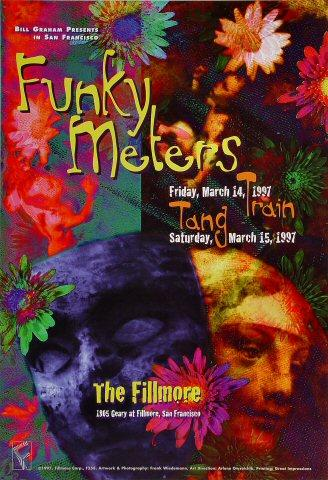 Funky Meters Poster