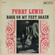 Furry Lewis Vinyl (Used)