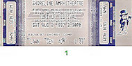 Furthur Festival Vintage Ticket