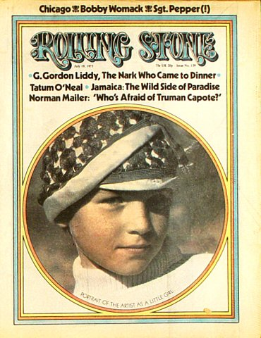 G. Gordon LiddyRolling Stone Magazine