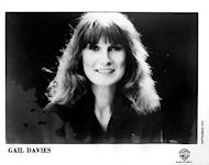 Gail Davies Promo Print