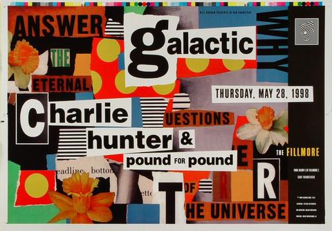Charlie Hunter & Pound for Pound Proof