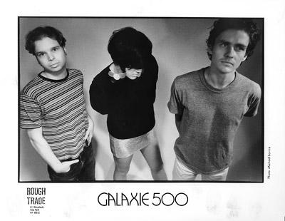 Galaxie 500 Promo Print