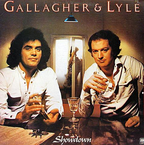 Gallagher & Lyle Vinyl (Used)