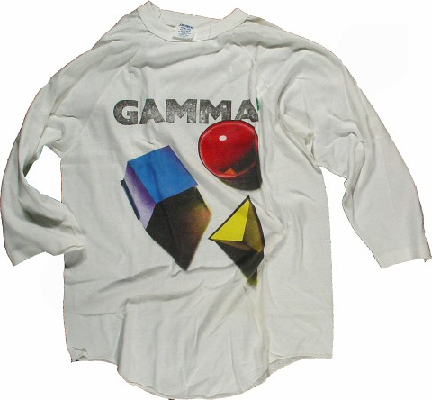Gamma Men's Vintage T-Shirt