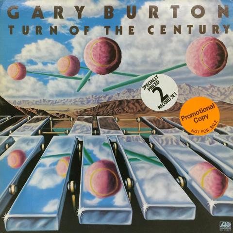 Gary Burton Vinyl (Used)
