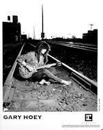 Gary Hoey Promo Print