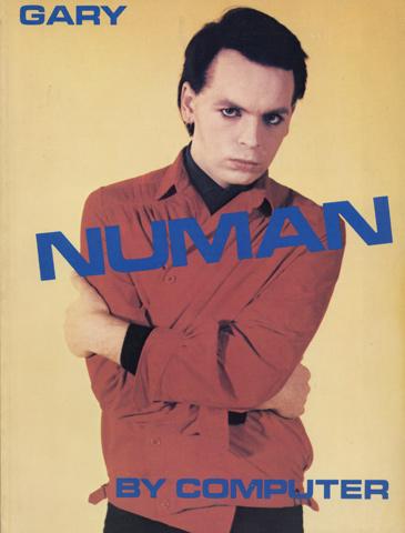 Gary NumanBook
