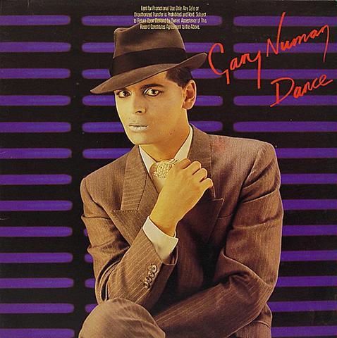Gary Numan Vinyl (Used)