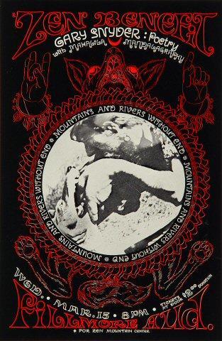 Gary Snyder Poster
