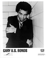 "Gary ""U.S."" Bonds Promo Print"