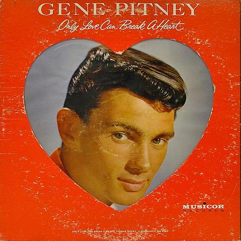 Gene Pitney Vinyl (Used)