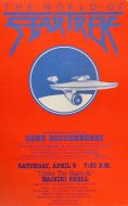 Gene Roddenberry Poster