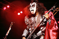 Gene Simmons Fine Art Print
