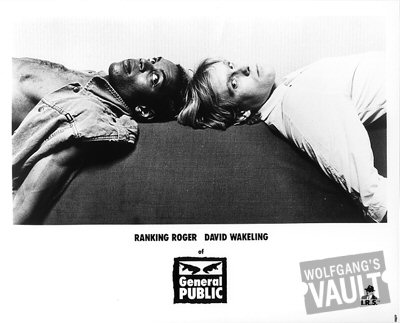 General Public Promo Print